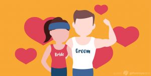 wedding gift for athletic couples