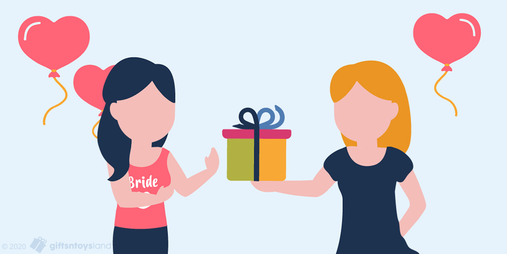 engagement gift for sister