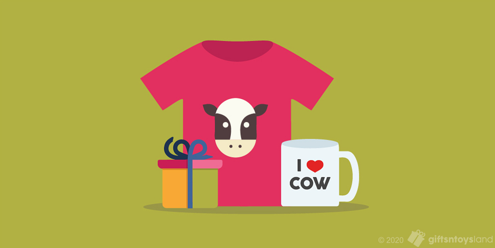 cow gifts for her