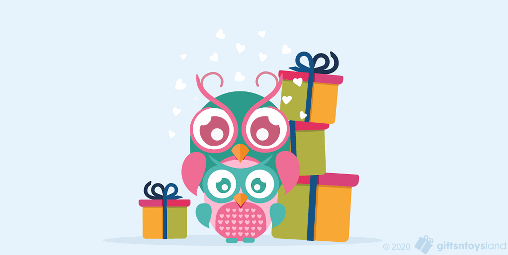 owl gift ideas for her