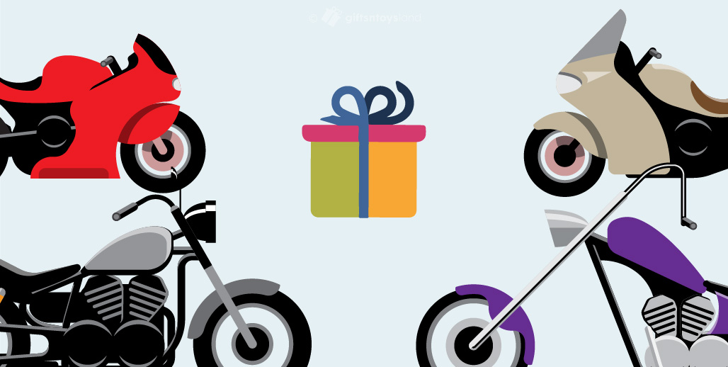 Best Gifts for Motor Cycle Riders