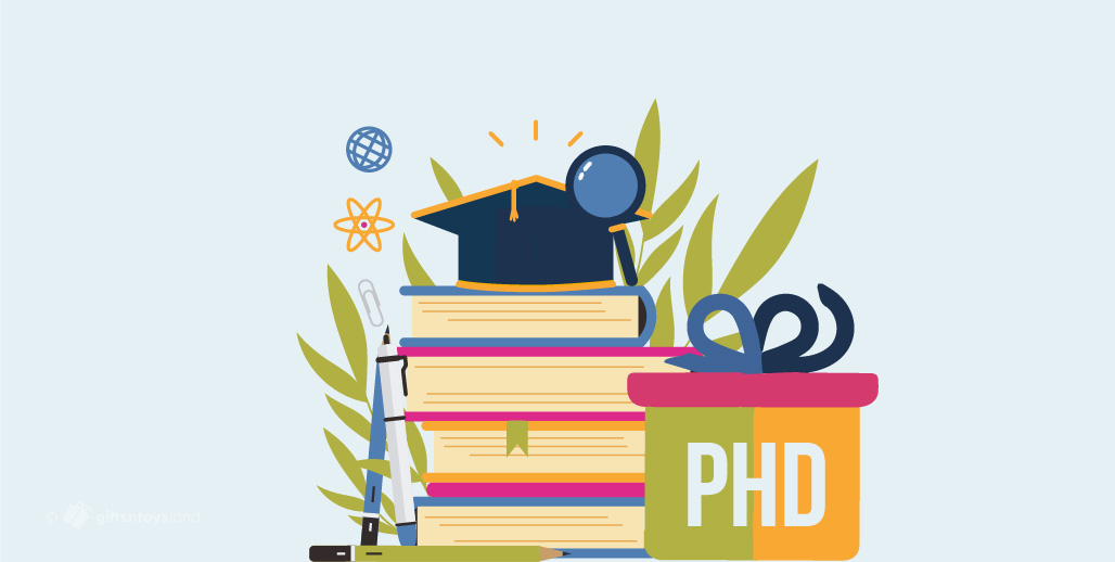 Gifts for phd student