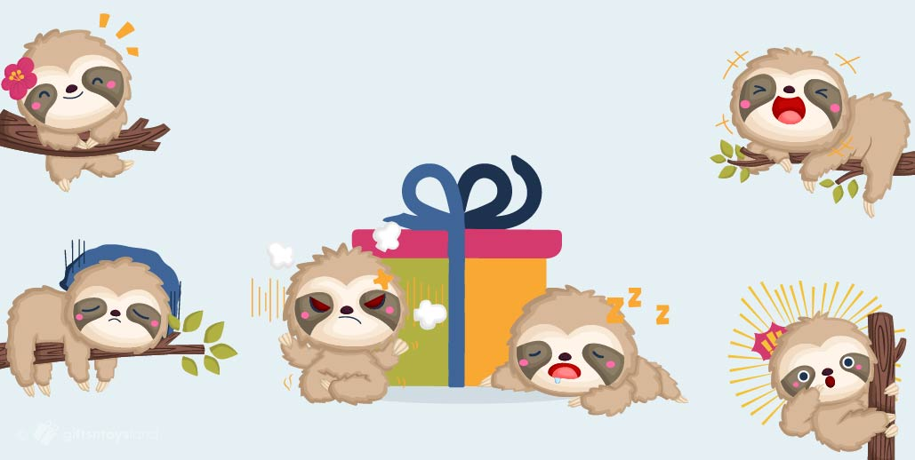 Sloth Gifts